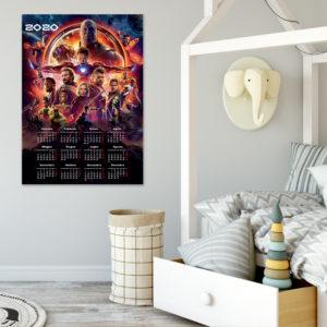 Calendario ~ Avengers