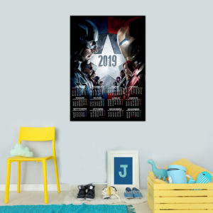 Calendario ~ Civil War