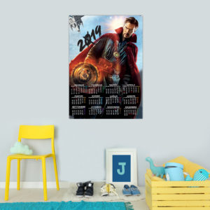 Calendario ~ Doctor Strange