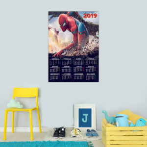Calendario ~ Spider-Man