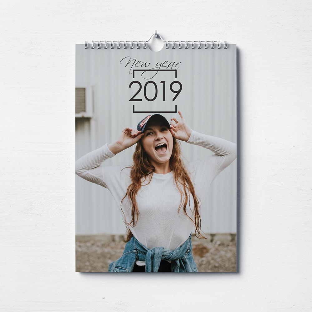 Calendario personalizzato Elegante