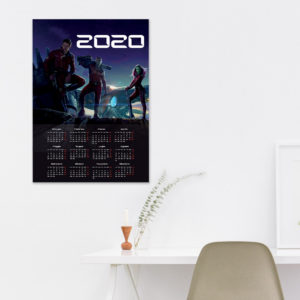 Calendario ~ Guardiani