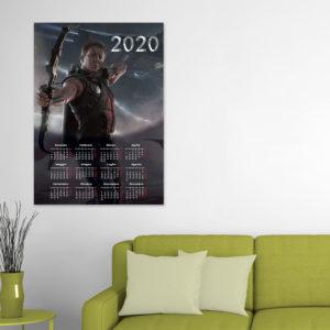 Calendario ~ Occhi di Falco