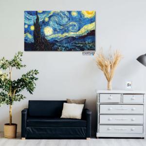 Tele canvas