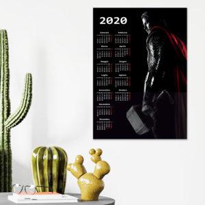 Calendario ~ Thor