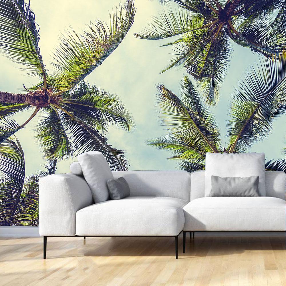 Adesivo Murale Palme Tropicali