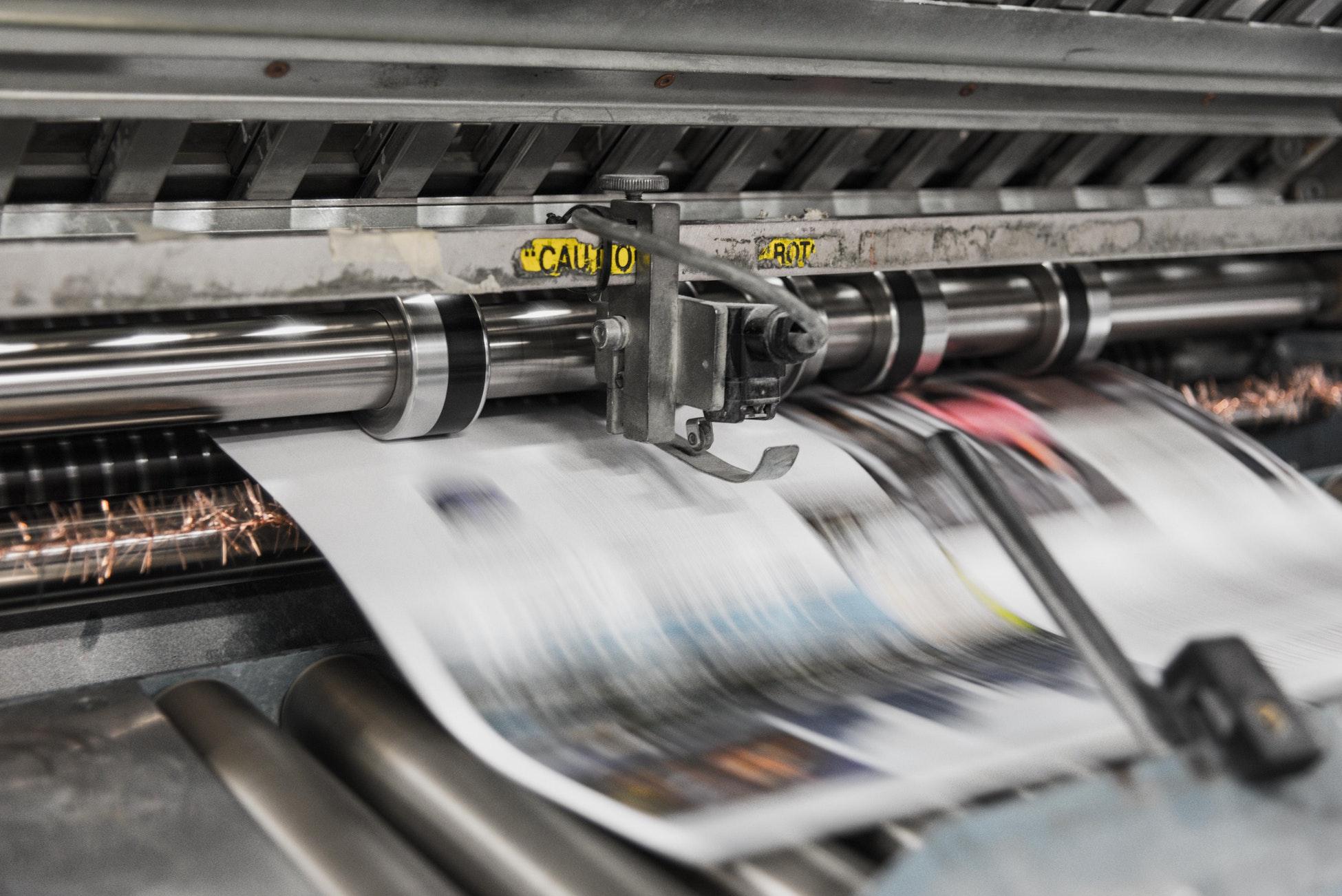L'evoluzione della stampa