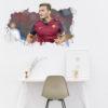 Adesivo 3D Francesco Totti