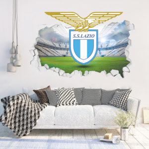 Adesivo 3D ~ Scudetto Lazio