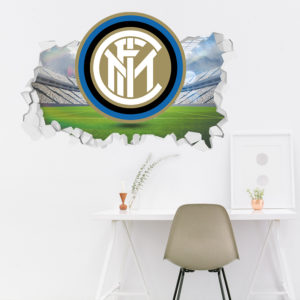 Adesivo 3D ~ Scudetto Inter