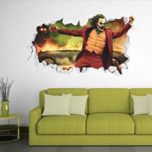 Adesivo 3D ~ Joker